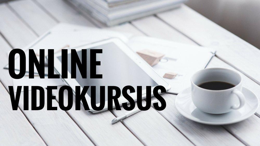 online videokursus