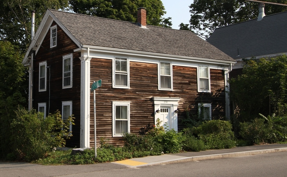 built in 1832