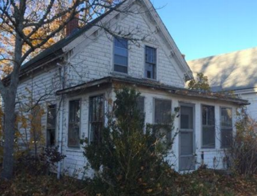 Original 1830 home that was neglected for 3o years.