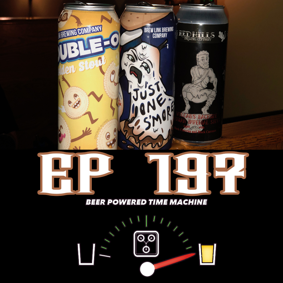 Episode 197 - Santa And Mummy Sperm Beer Powered Time