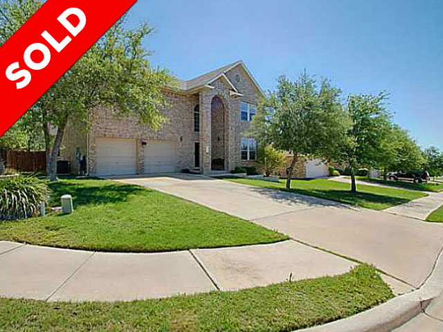 Dream Home for Clients in Leander