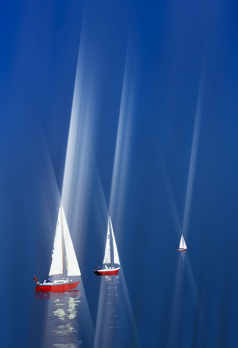 30x40  red sailingships art 2.jpg