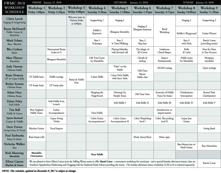 FWMC 2018 Schedule Grid 12-9-17.jpg