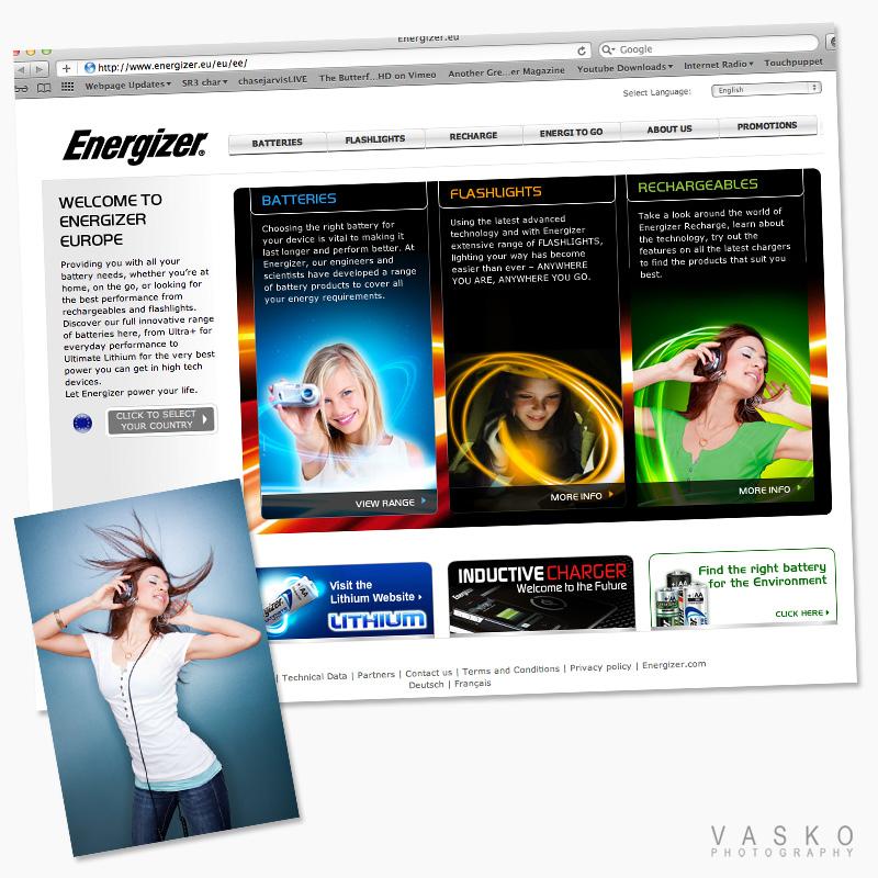 Vasko Photography Energizer 2