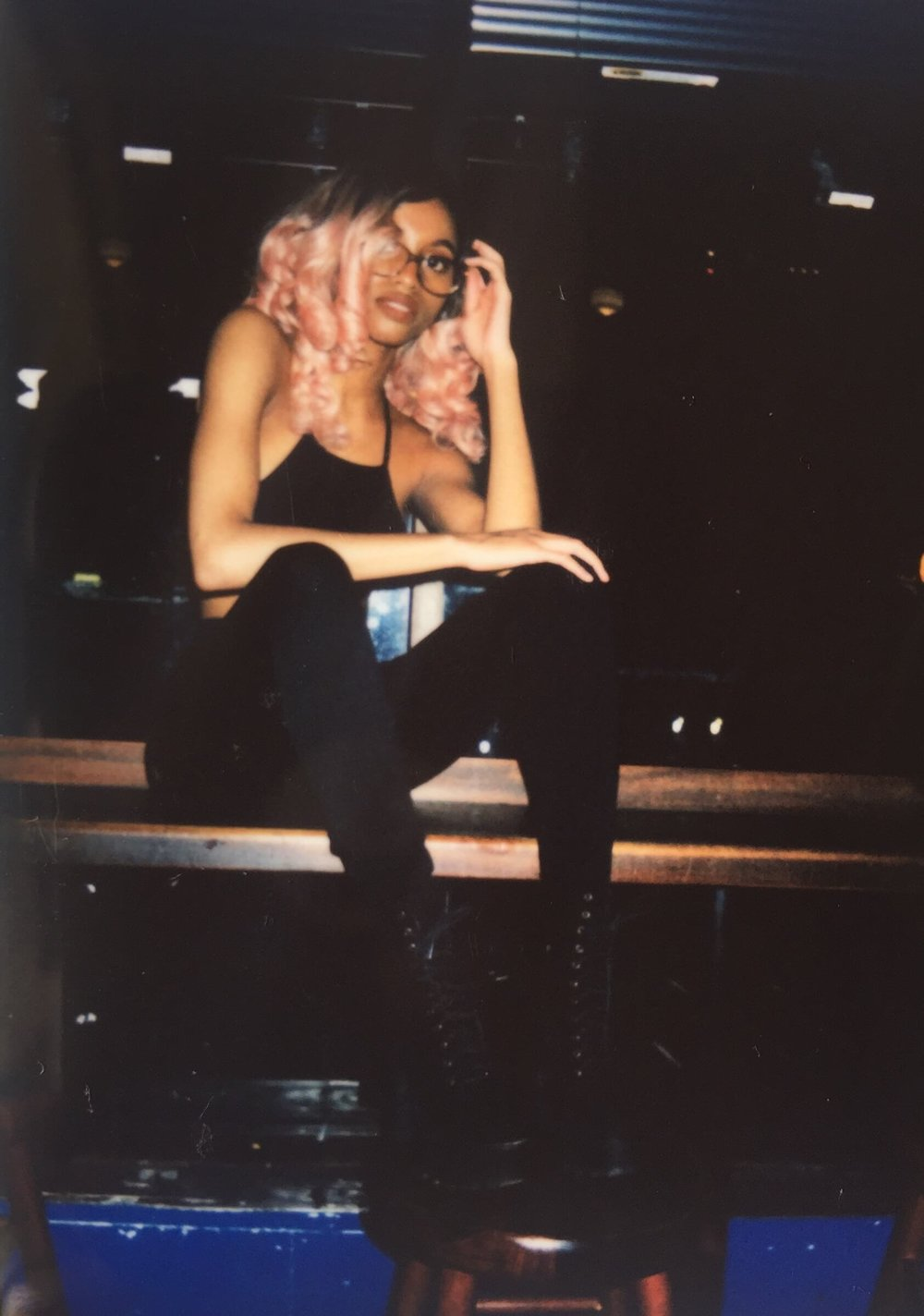 MUDiiGAL - Maryland-based songstress whose dreamy, 3 AM soundscape belies a sensual and passionate personality.