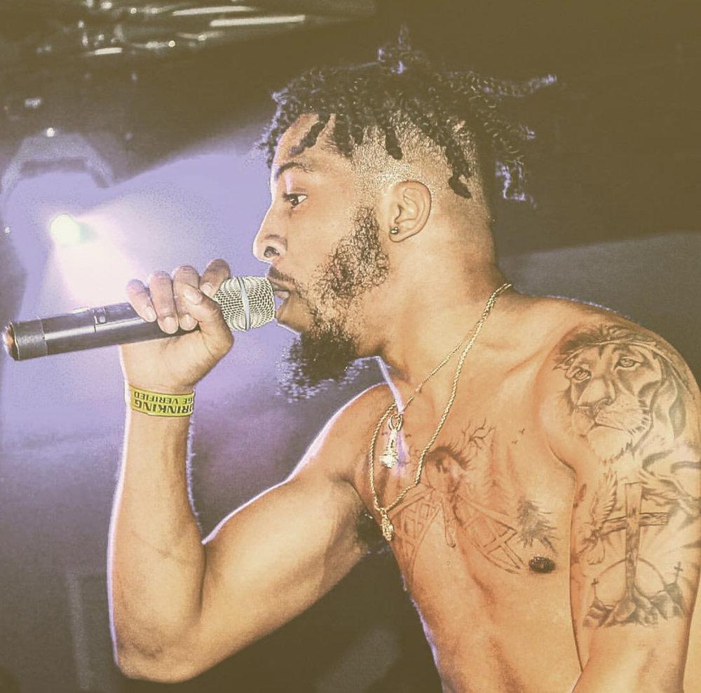 P Dot - Music Artist
