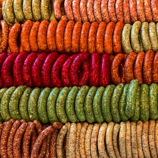 Sausage grid