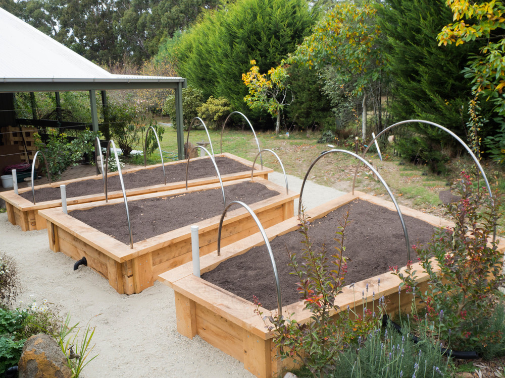 cypress wicking bed