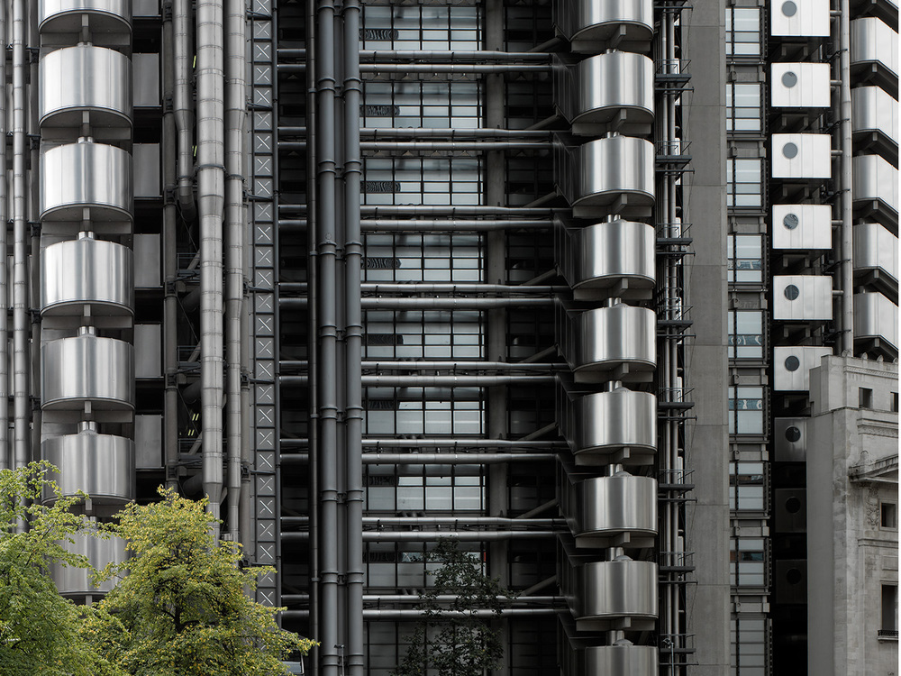 Lloyds of London / Rogers Stirk Harbour + Partners