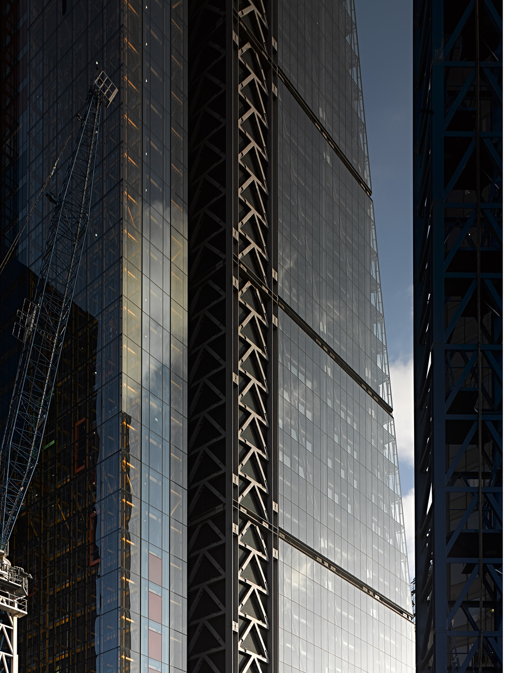 The Leadenhall Building / Rogers Stirk Harbour