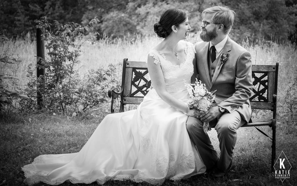 Sweet Briar Wedding