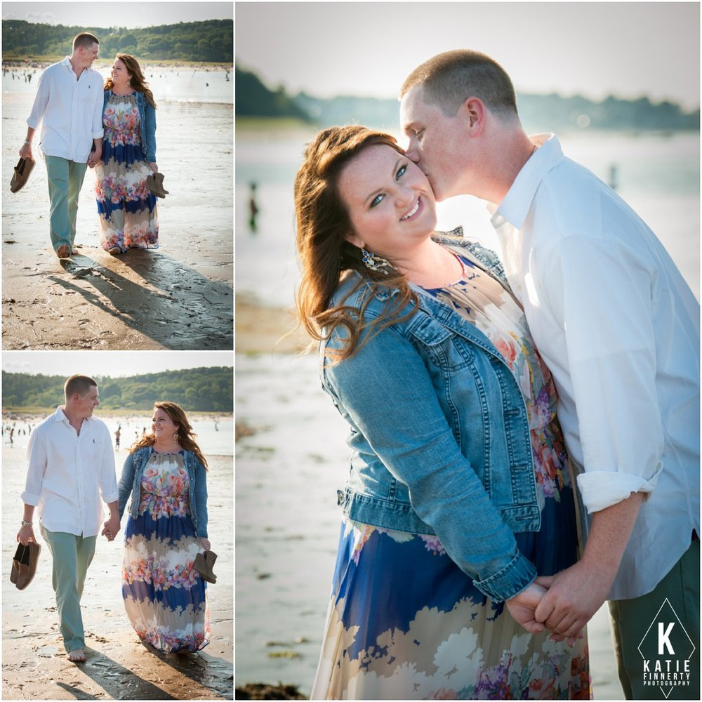 Crane Beach Engagement Session