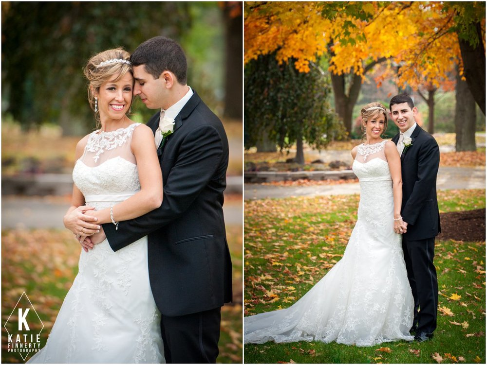 Rochester Fall Wedding