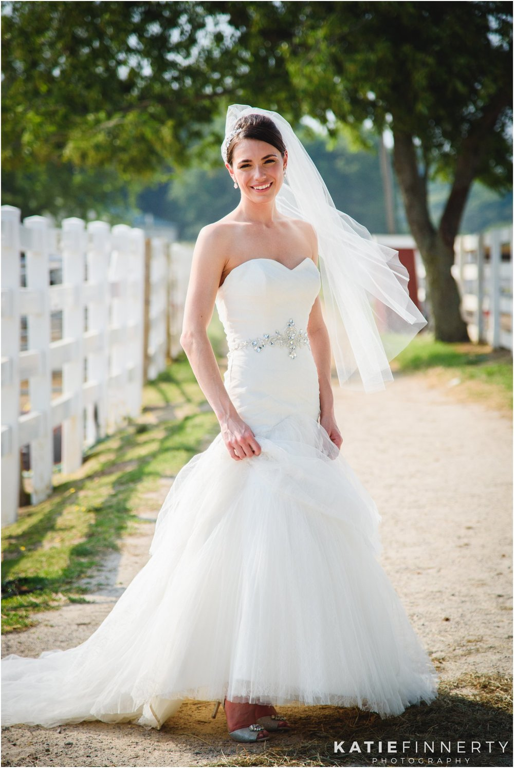 Baiting Hollow Vineyard Bride