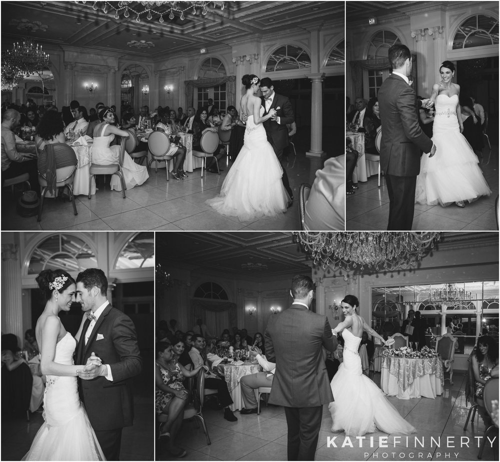 Lombardi's Long Island Wedding First Dance
