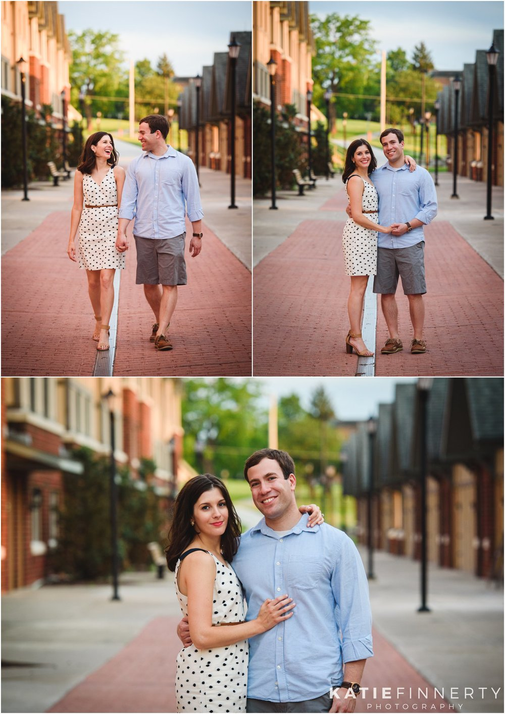 Geneseo Engagement Session