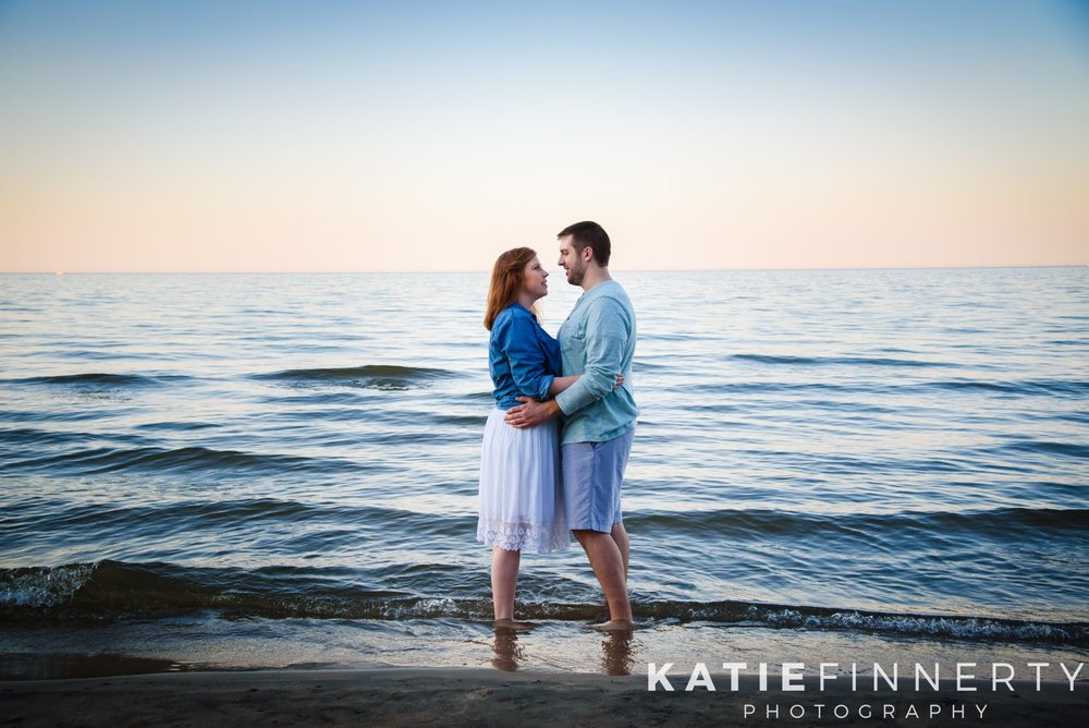 rochester engagement session photography