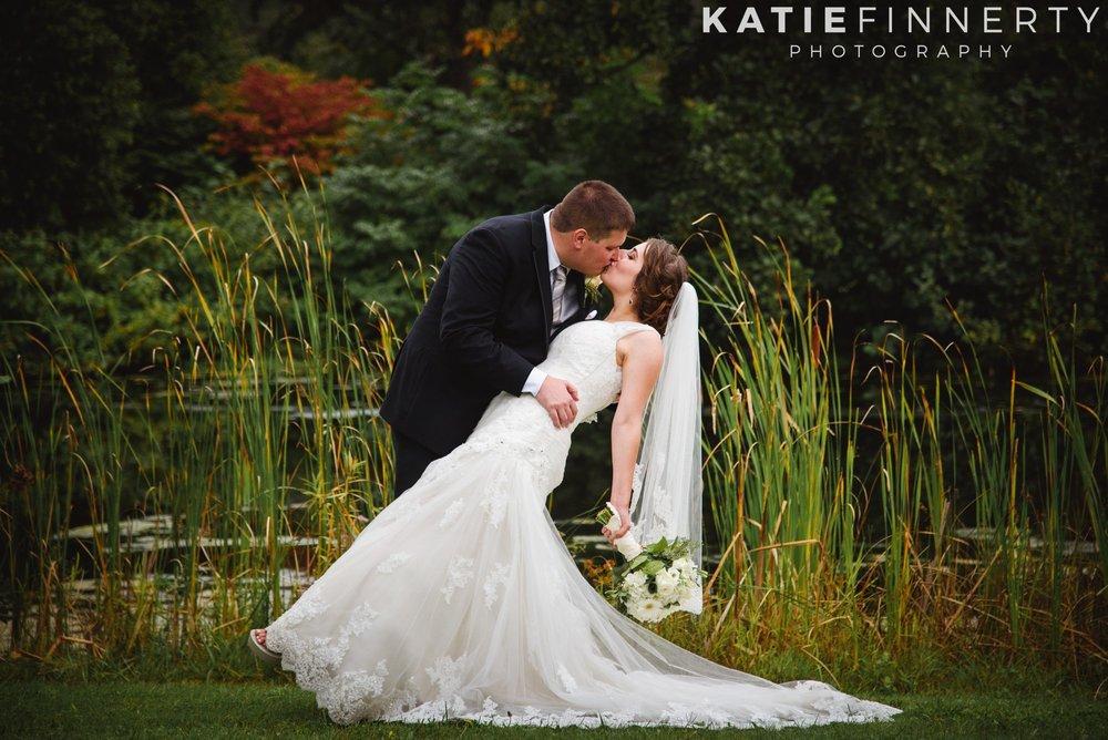 webster arboretum wedding