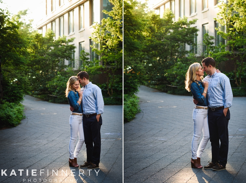 West Village NYC Engagement Photography