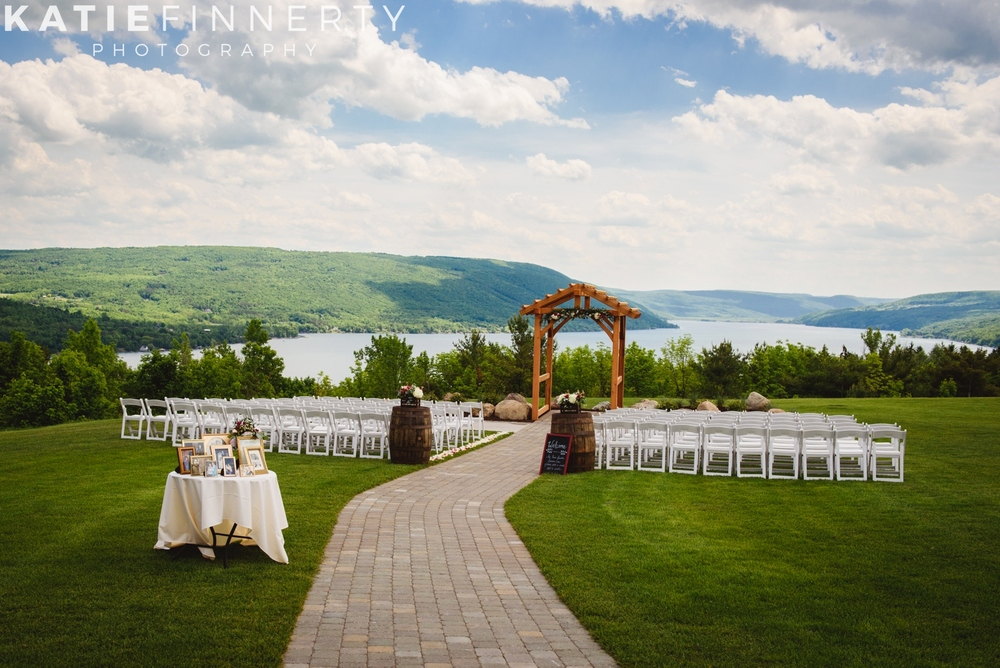 Bristol Harbour Resort Canandaigua Wedding