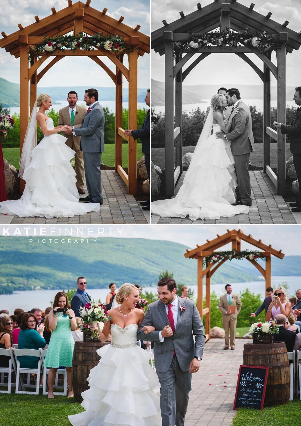 Bristol Harbour Resort Canandaigua Wedding