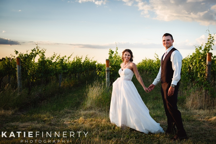 Casa Larga Vineyard Rochester Wedding