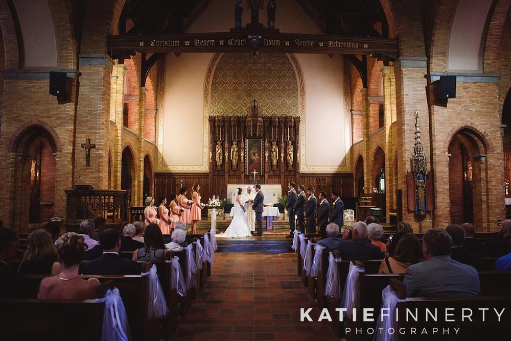 Belhurst Castle Wedding Katie Dan Rochester Wedding