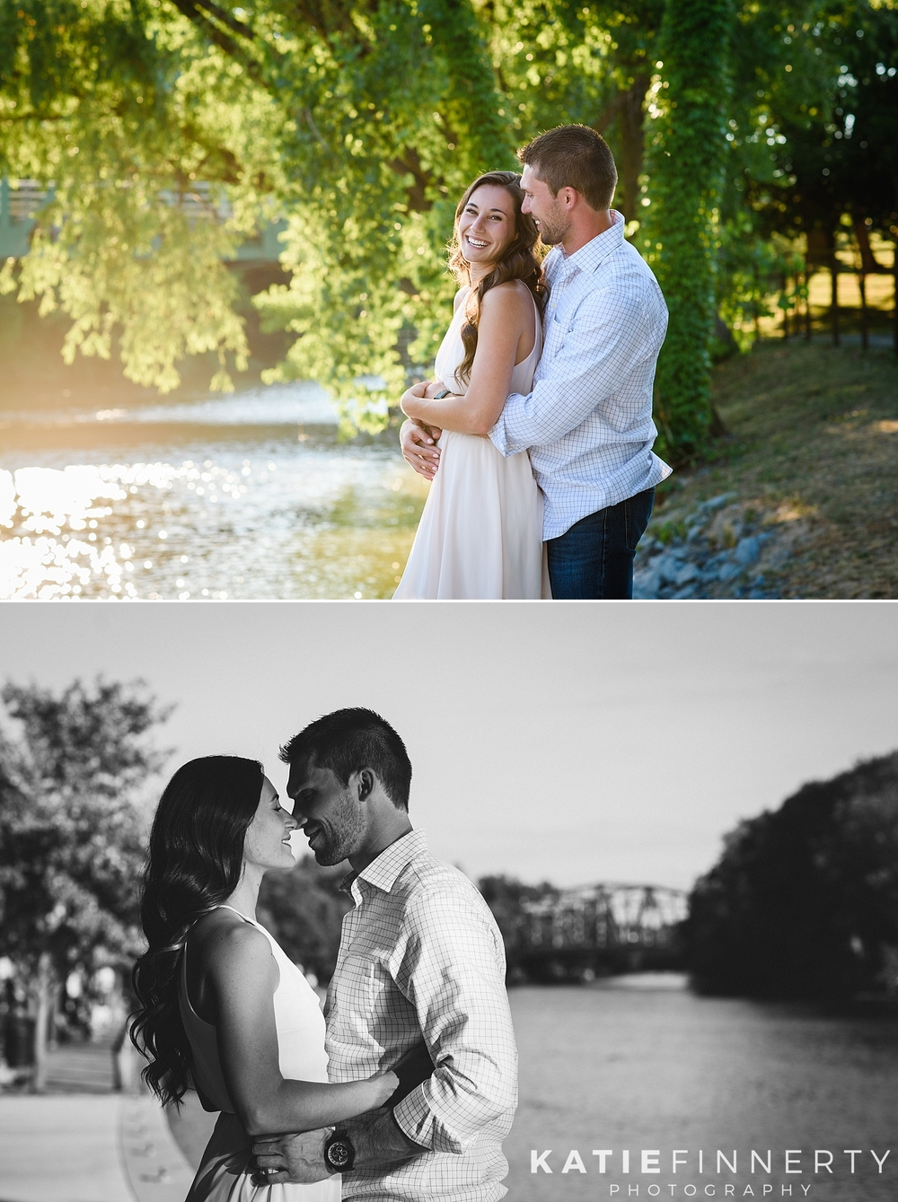 Schoen Place Engagement Session