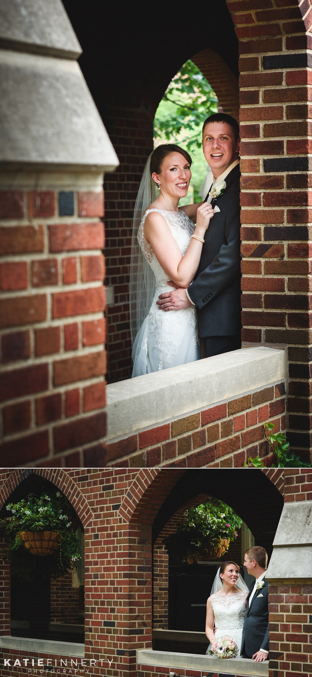 Nazareth College Rochester Wedding Photography