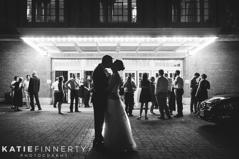Harro East Ballroom Rochester Wedding Photography