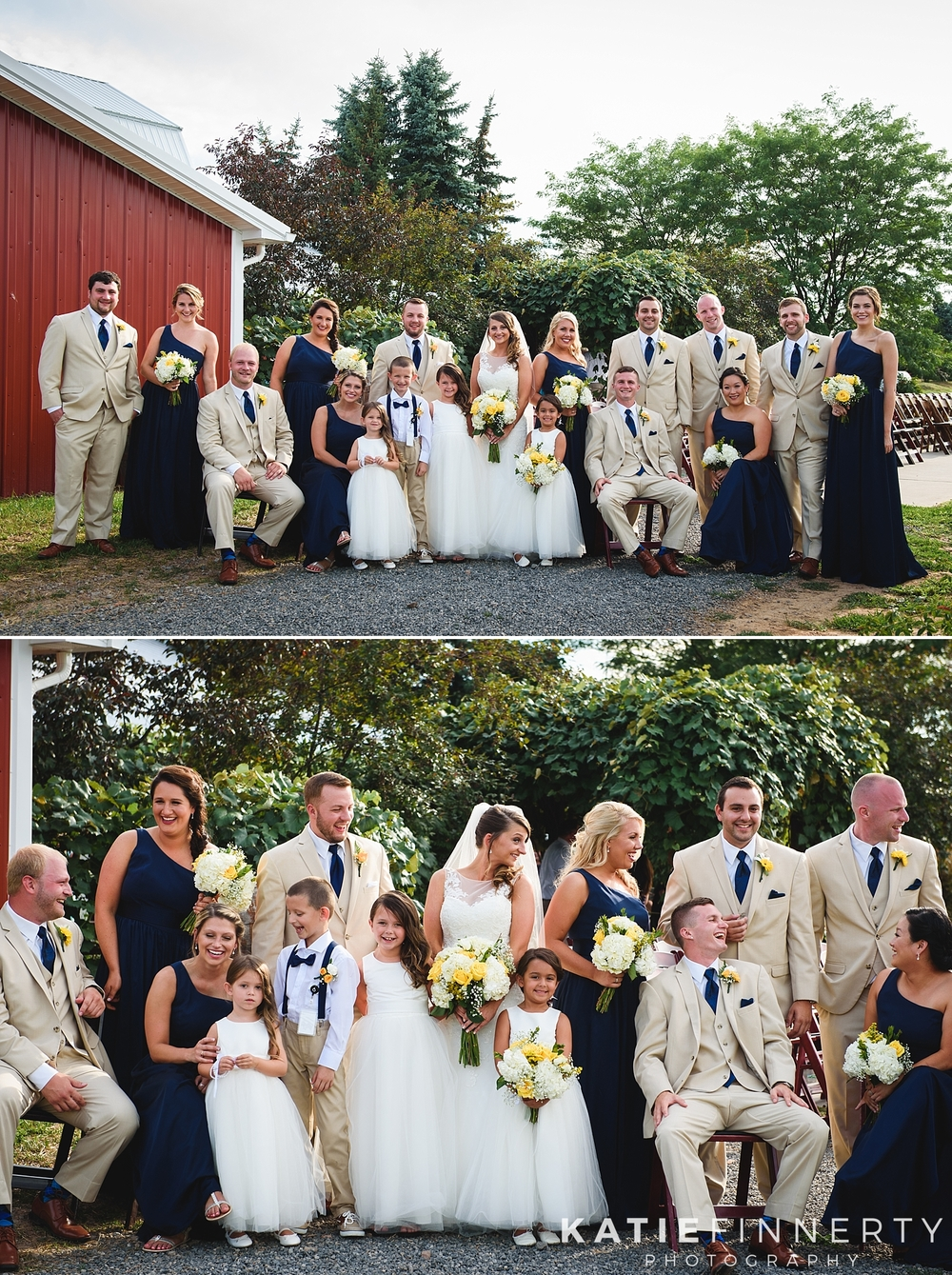 Becker Farms, Buffalo Wedding Photography