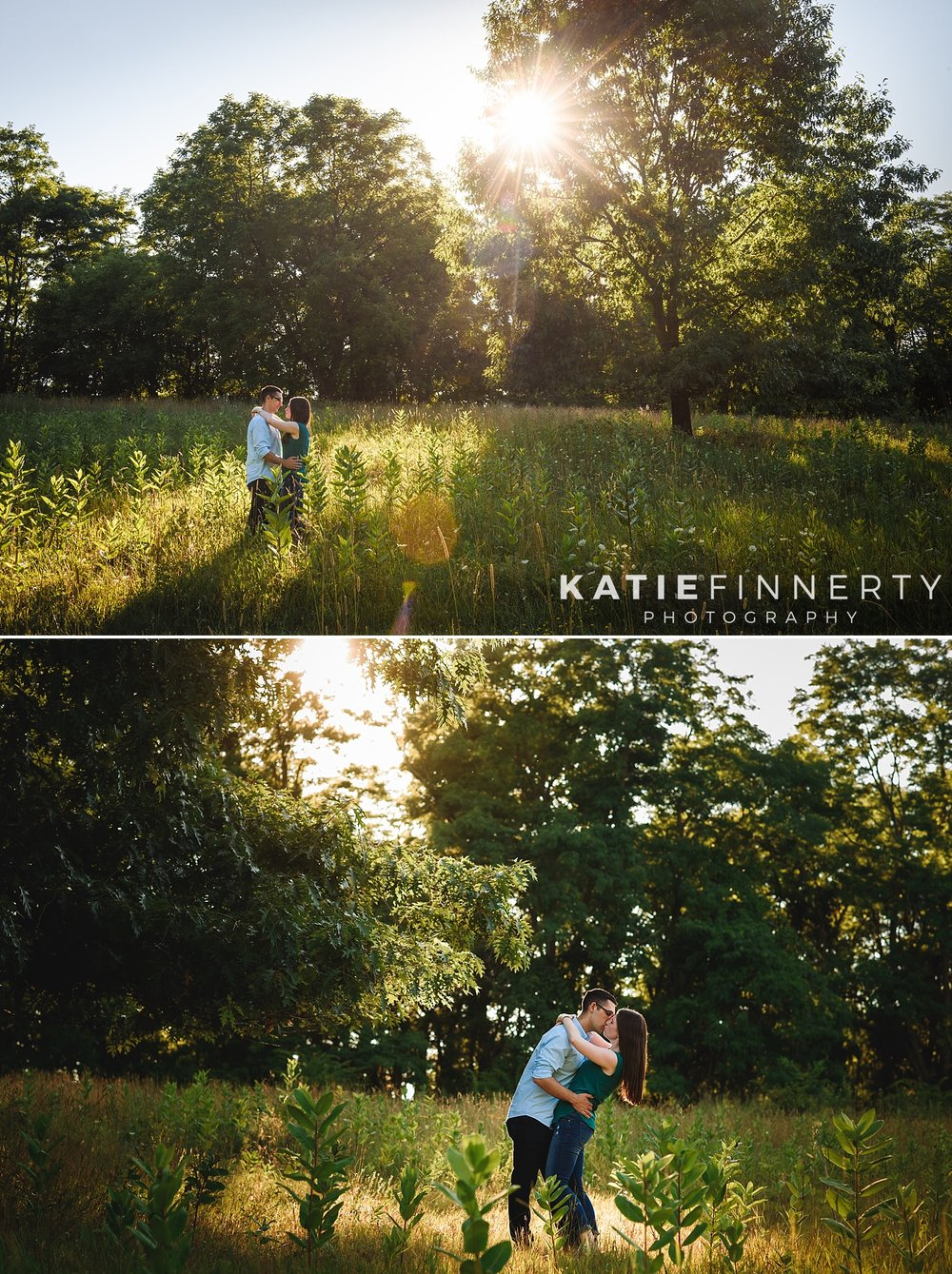 Mendon Ponds Rochester Engagement Session