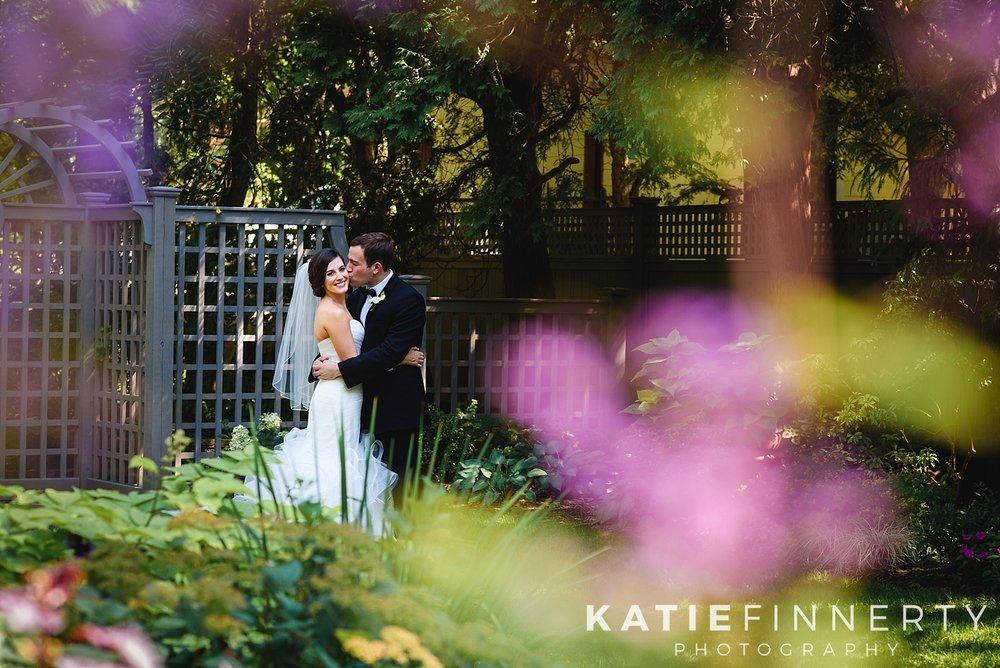 Rochester Sunken Gardens Wedding Photography