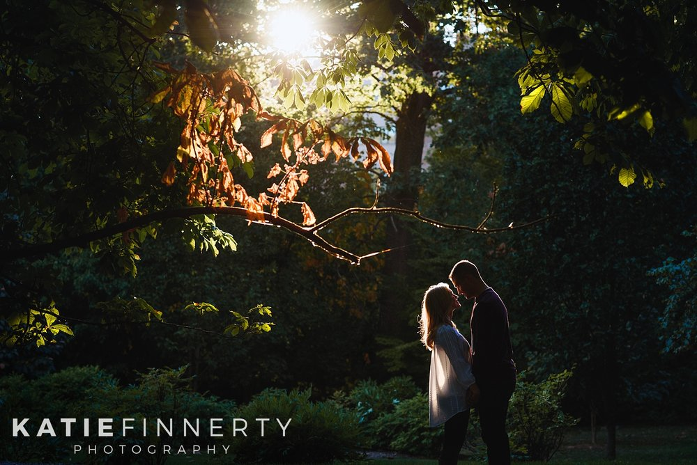 Rochester Highland Park Engagement Session
