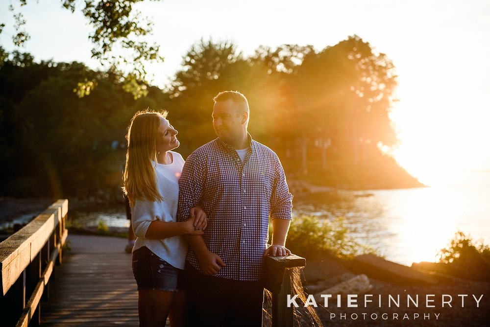 Webster Park Rochester Engagement Session