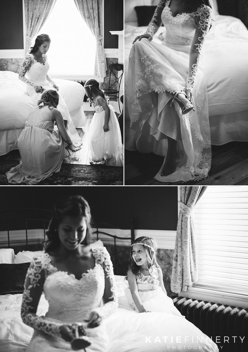 Inn on Broadway Rochester NY Wedding Photography
