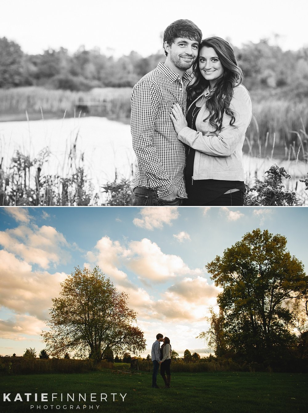 Finger Lakes Engagement Session