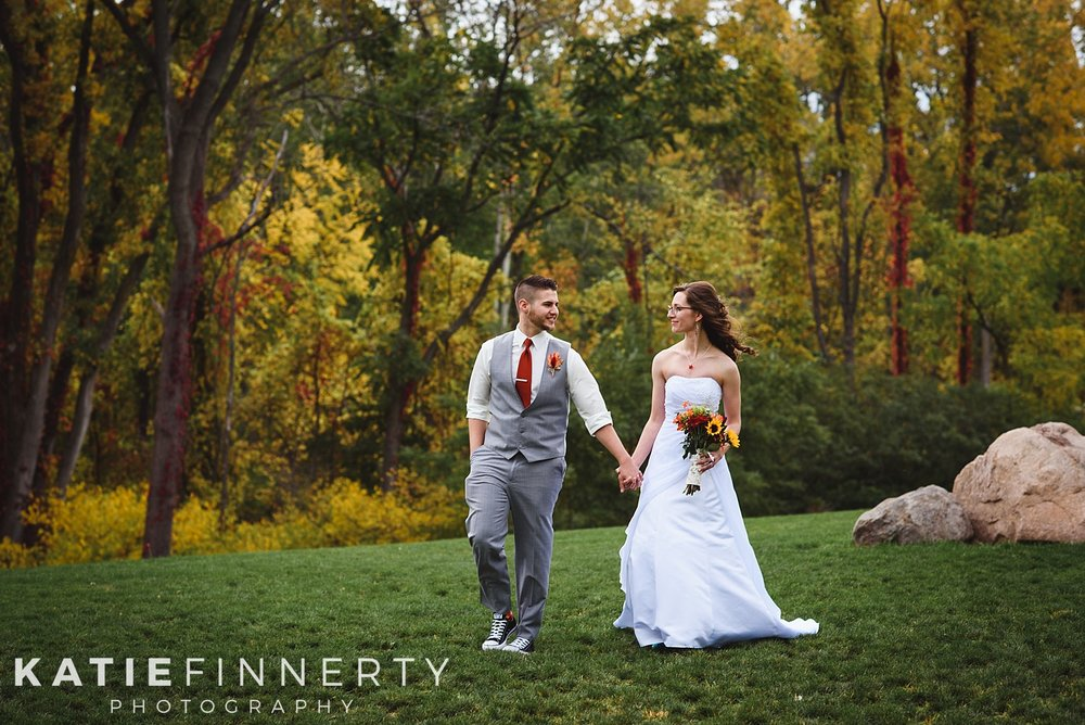 Rochester Fall Wedding Photography