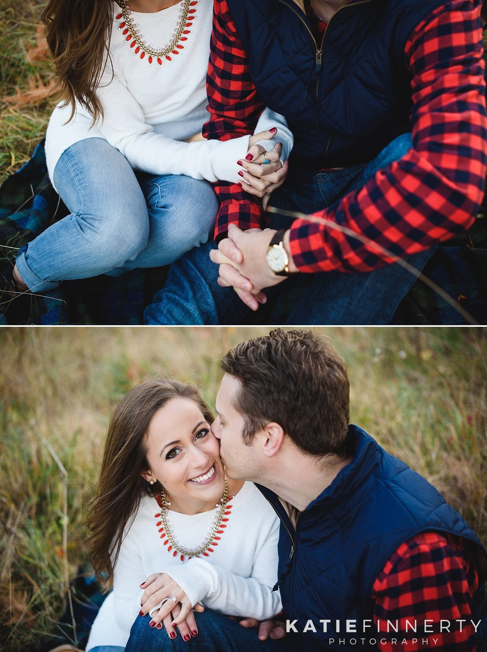Rochester Mendon Ponds Park Engagement Session