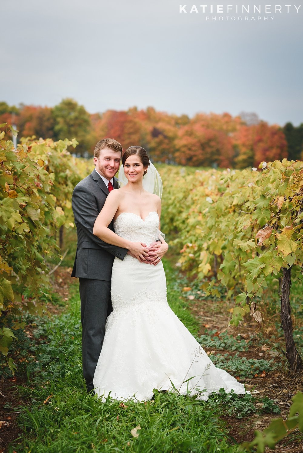 Glenora Wine Cellars Wedding Photography