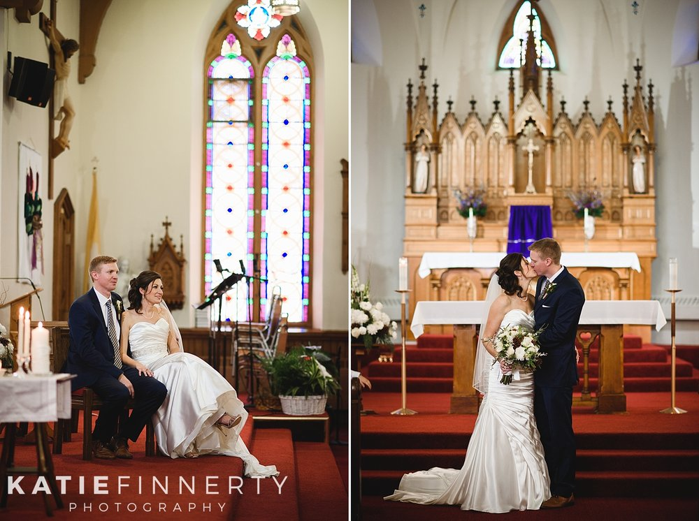 Skaneateles Winter Wedding Photography