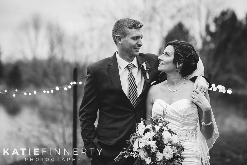 Skaneateles Lake Winter Wedding Photography