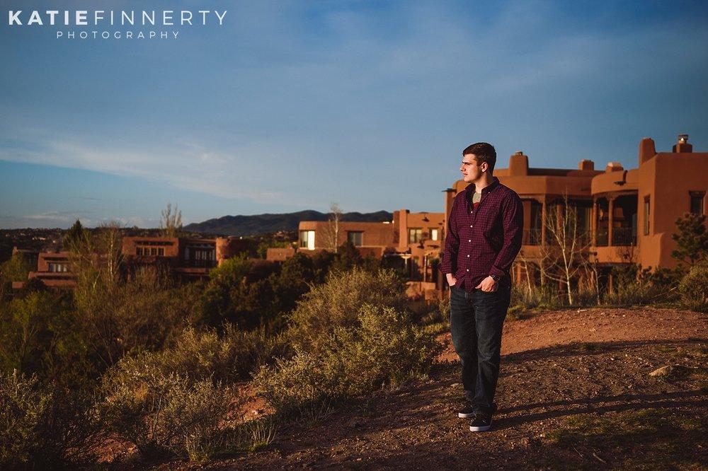 Santa Fe New Mexico Landscape Travel Photography