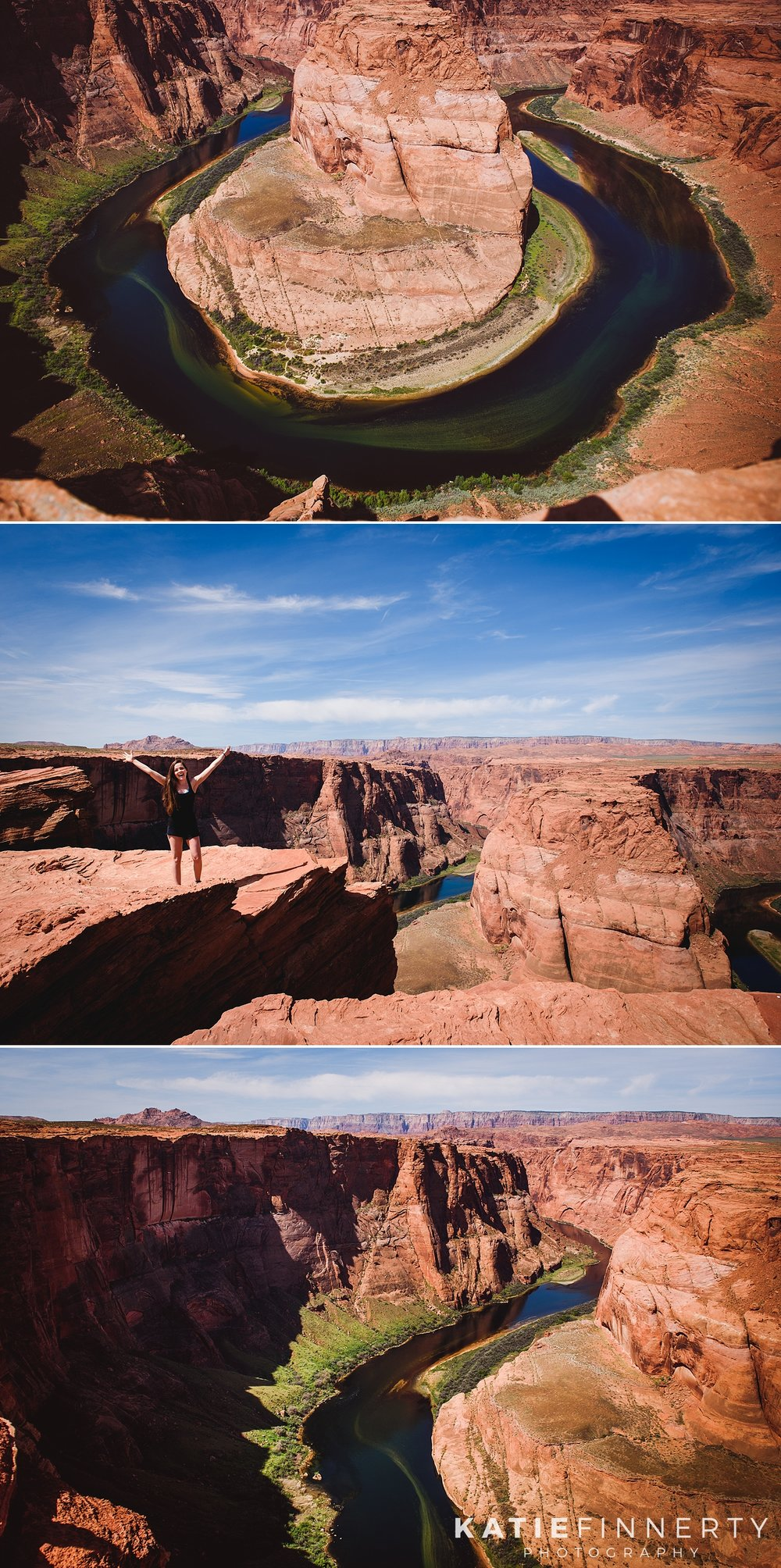Horseshoe Bend Page Arizona Travel Landscape Photography