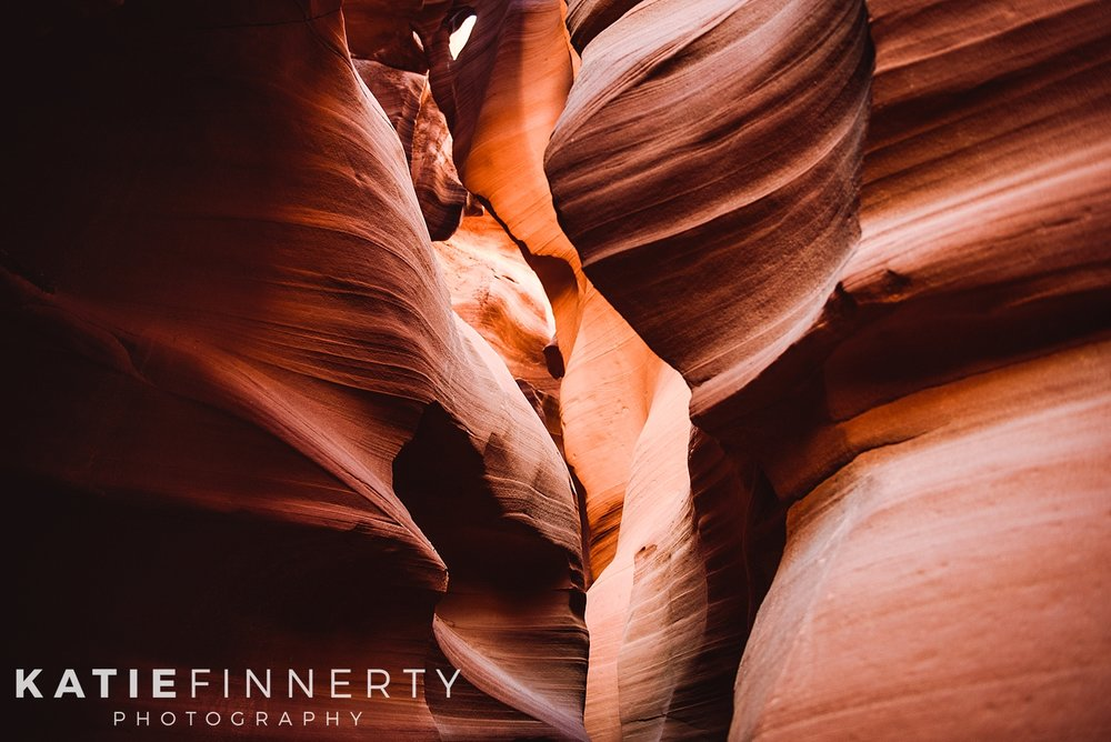 Antelope Canyon Page Arizona Travel Photography