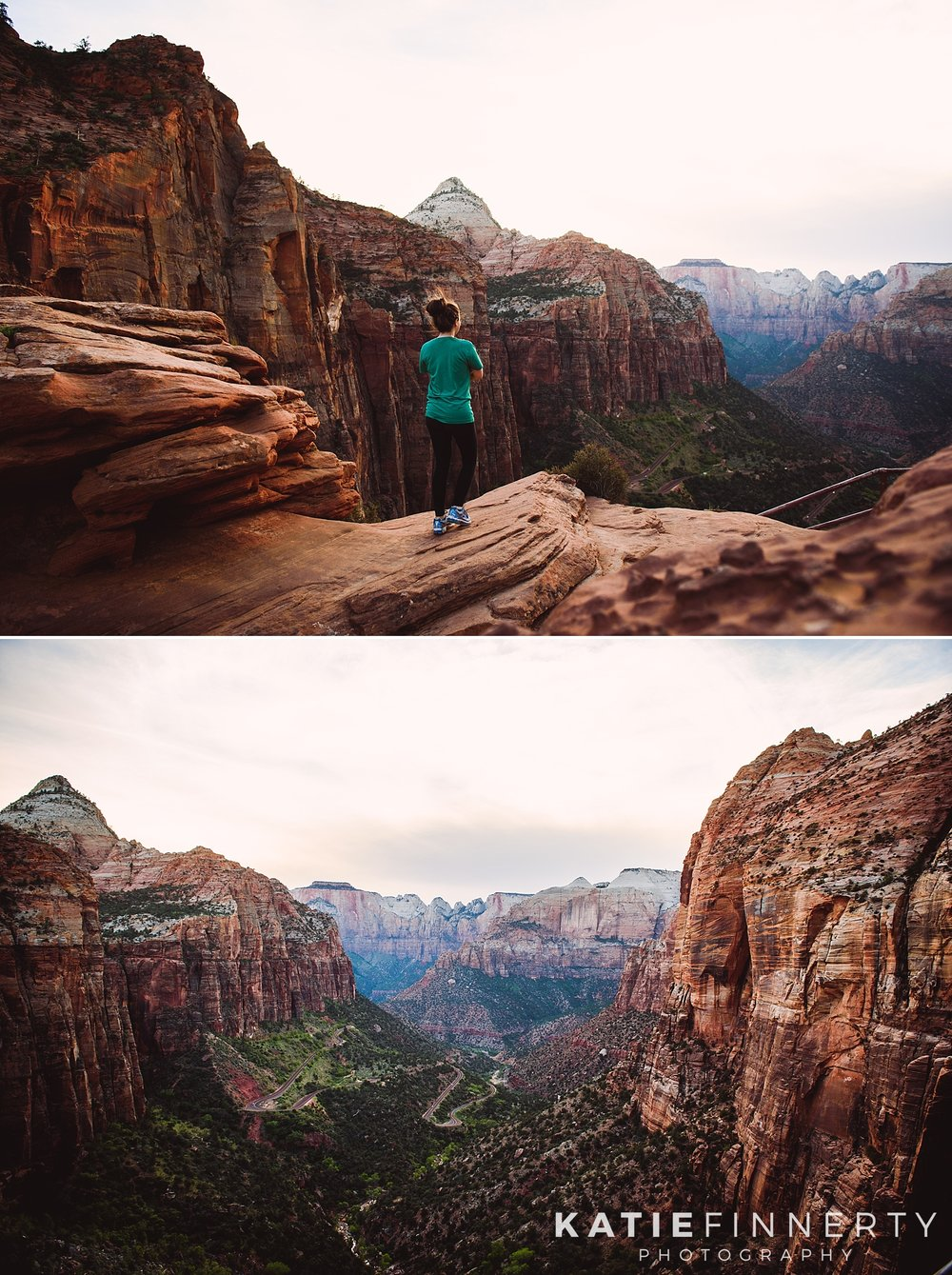 Zion National Park Utah Landscape Travel Photography