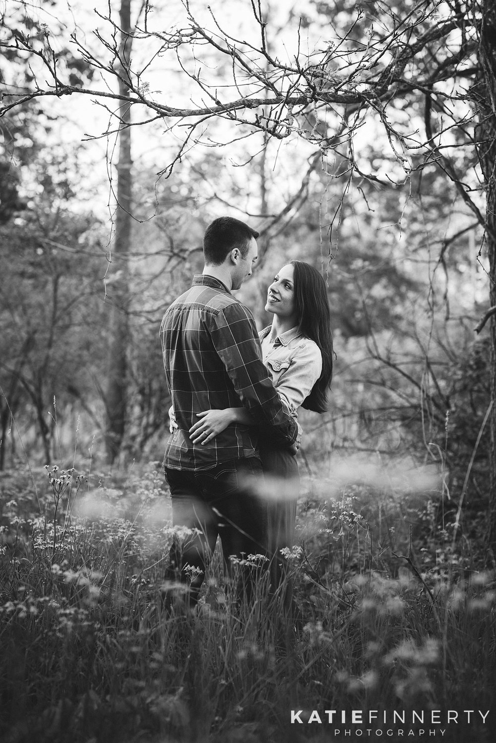 Rochester Mendon Ponds Engagement Session