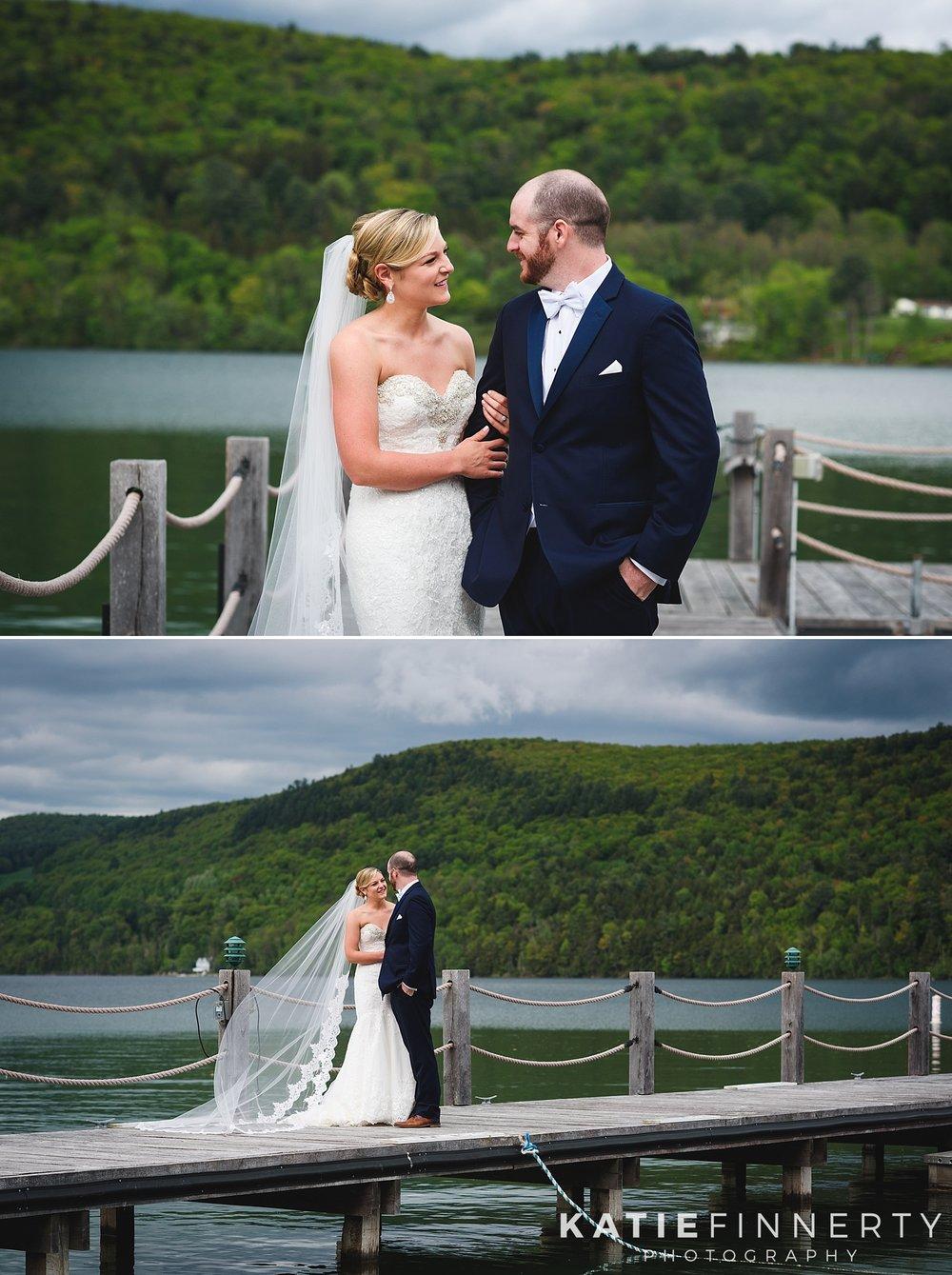 Otesaga Resort Hotel Destination Wedding Photography