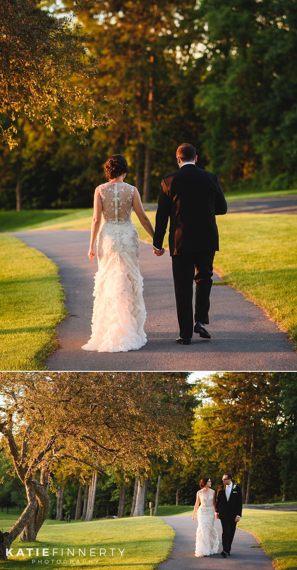 Midvale Country Club Rochester Wedding