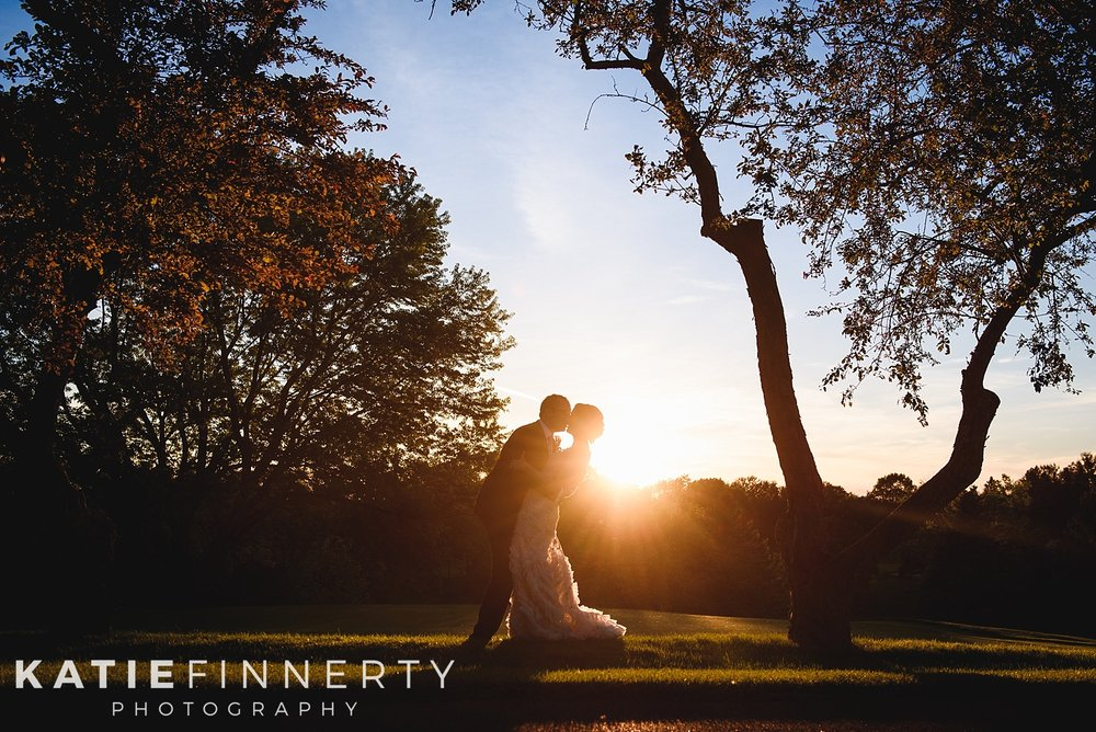 Rochester Wedding Photography Sunset